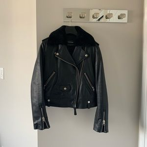 Mackage Women's Leather Jacket